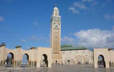 foto casa blanca marruecos: