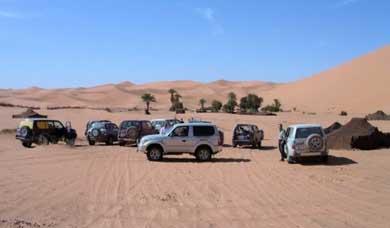 Maroc au 4X4