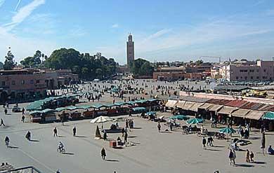 Place Jamaa Lafna