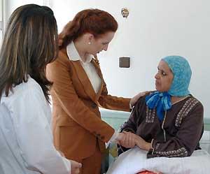 Service sanitaire au Maroc