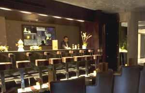 Bar Hôtel Golden Tulip Farah Casablanca