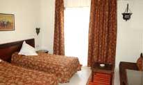 Chambre Double Hôtel Rif Meknès