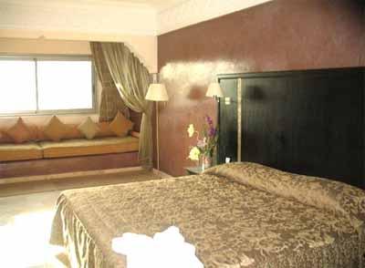 Chambre Hôtel Diwan Casablanca