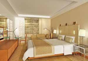 Chambre de l'Hôtel Golden Tulip Farah Casablanca