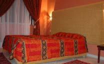 Chambre Hôtel Rif Meknès