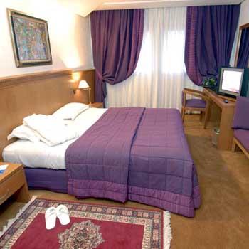 Chambre Hôtel Idou Anfa