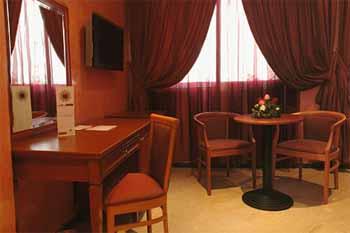 Chambre Hôtel Oum Palace Casablanca