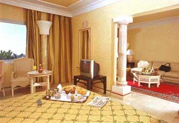 Chambre Hôtel Riad Salam Casablanca