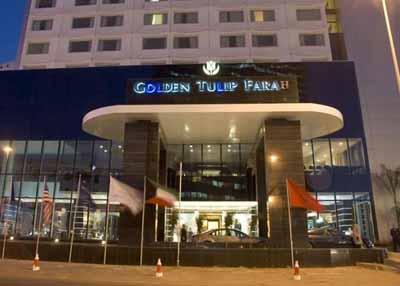 Hôtel Golden Tulip Farah Casablanca