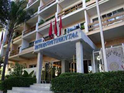 Hotel Intercontinental Tanger
