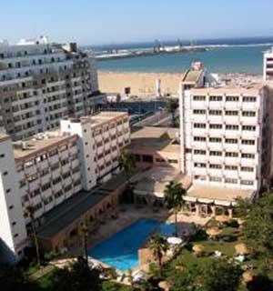 Hôtel Oumnia Puerto Tanger