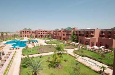 Hotel Palm Plaza Marrakech