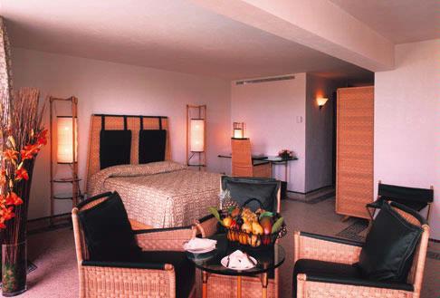 Chambre Hôtel Movenpick Tanger