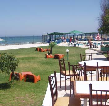 Mini-golf en Hotel Tarik Tanger