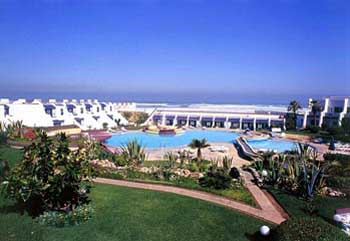 L`Hôtel Riad Salam Casablanca