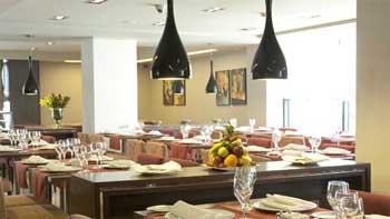 Restaurant Hôtel Barcelo Casablanca