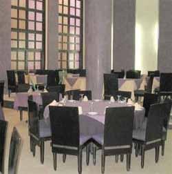 Restaurant Hôtel Diwan Casablanca