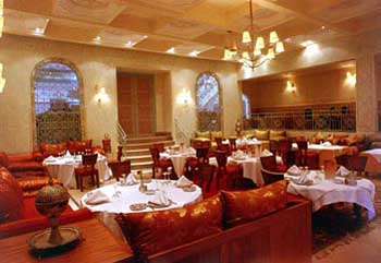 Restaurant Hôtel Riad Salam Casablanca