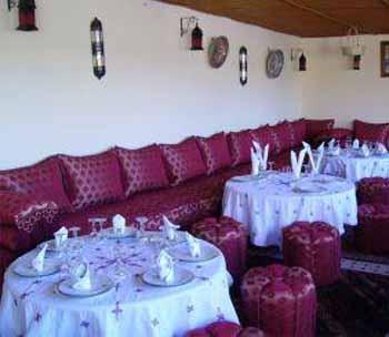 Restaurant Riad Sara