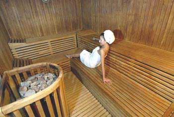 Sauna Hôtel Idou Anfa