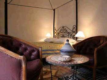 Suite au Riad Sara Fes