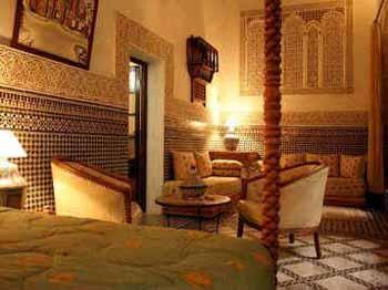 Suite au Riad Sara