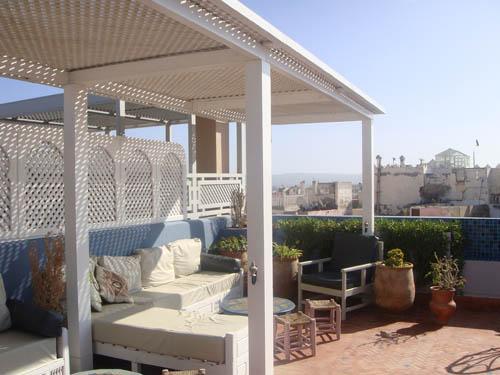 Terrasse Riad Al Zahia